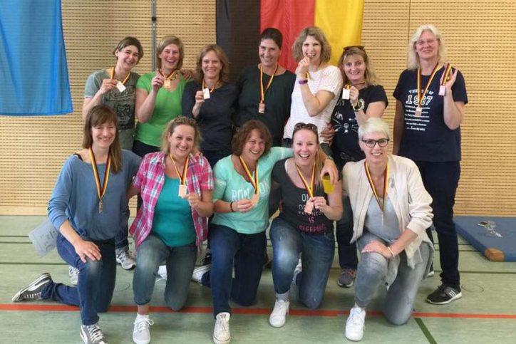 BG HH West -Ü40 Senioren SV Eidelstedt Baskettball -3. Platz Deutsche Meisterschaften