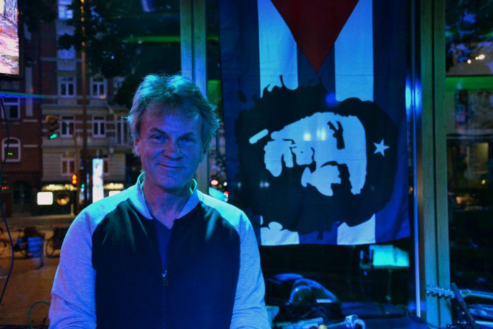 """Claus Vaith: """"Wir zeigen Solidarität"""". Foto: Olivera Zivkovic"""