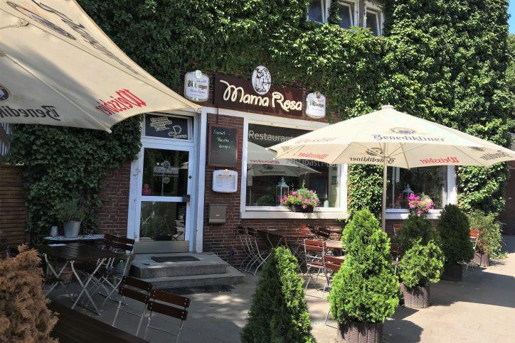 Italienisches Restaurant Mama Rosa