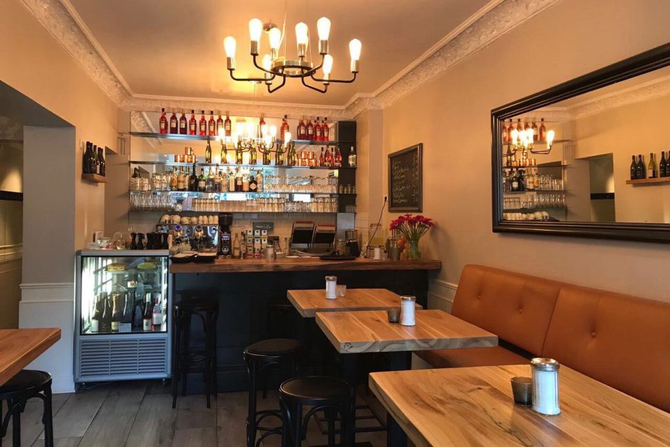 Le bureau internationales restaurant in eimsbüttel