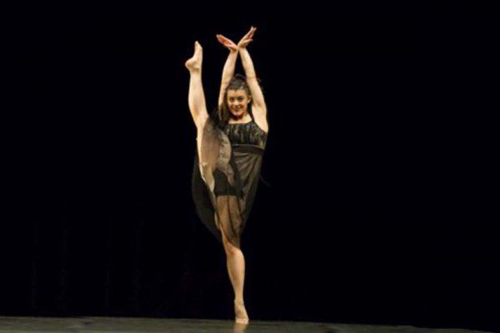 Magdalena Dudek SV Eidelstedt Jazz & Modern Dance (Deutsche Meisterin 5. Platz Europameisterschaften und 6. Platz Weltmeisterschaften)