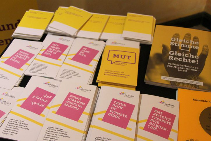 """MUT-Projekt: """"Wahlergebnisse sind beunruhigend"""""""