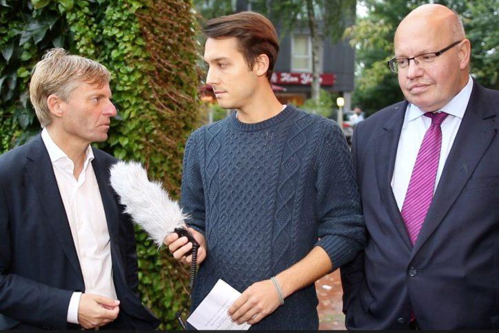 Videointerview: Rüdiger Kruse und Peter Altmaier