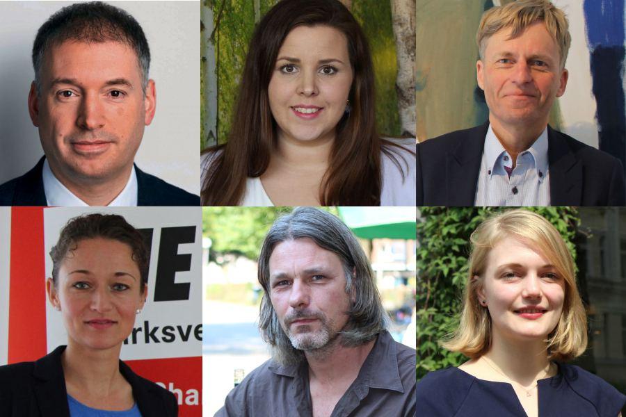 Heute: Podiumsdiskussion mit den Eimsbütteler Direktkandidaten