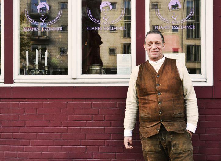 Vor seiner Gastronomen-Laufbahn war Mirko Sachs Handwerker. Foto: Olivera Zivkovic