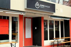 """Das """"SomeDimSum"""" hat seit Mitte September in der Weidenallee geöffnet. Foto: Phillip Holländer"""