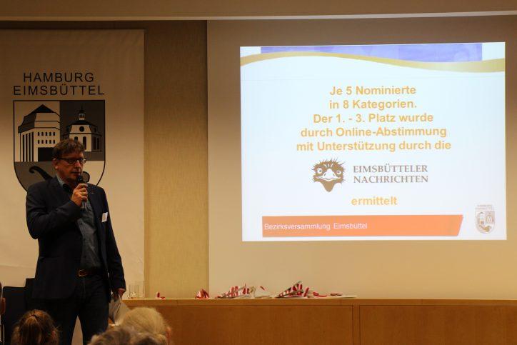Die Online-Abstimmung wurde mit Unterstüzung durch die Eimsbütteler Nachrichten ermittelt. Foto: Olivera Zivkovic