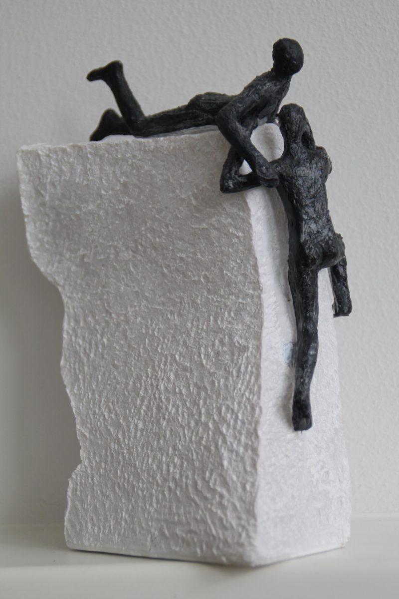 Skulptur. Foto: Systemische Praxengemeinschaft