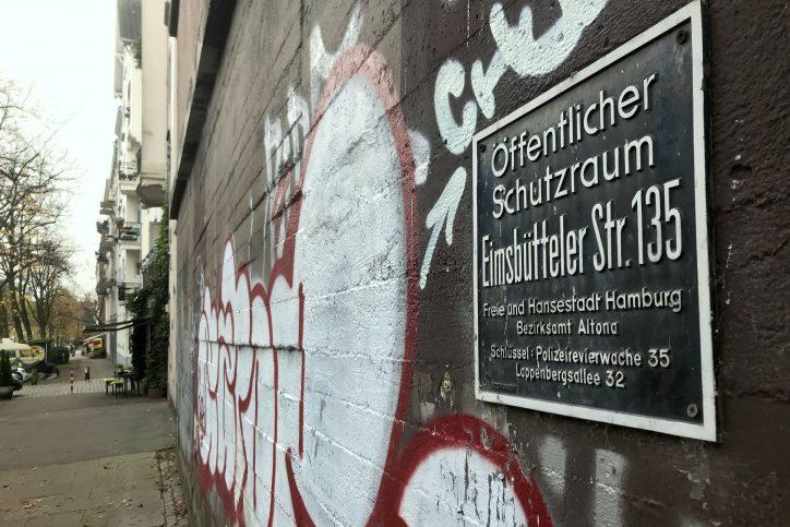 Bunker-Abriss: Anwohner gegen Neubau-Pläne