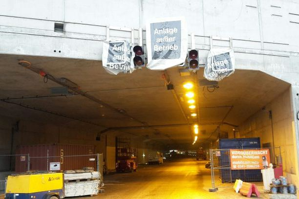 Verzögerung bei den A7-Bauarbeiten in Schnelsen