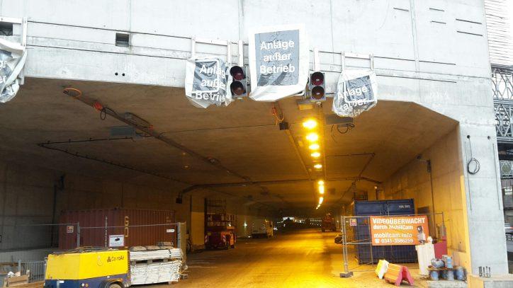 Verz gerung bei den a7 bauarbeiten in schnelsen for Tunnel schnelsen