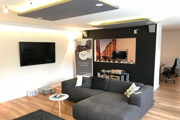 Smart & elegant: Unser neuer Showroom.