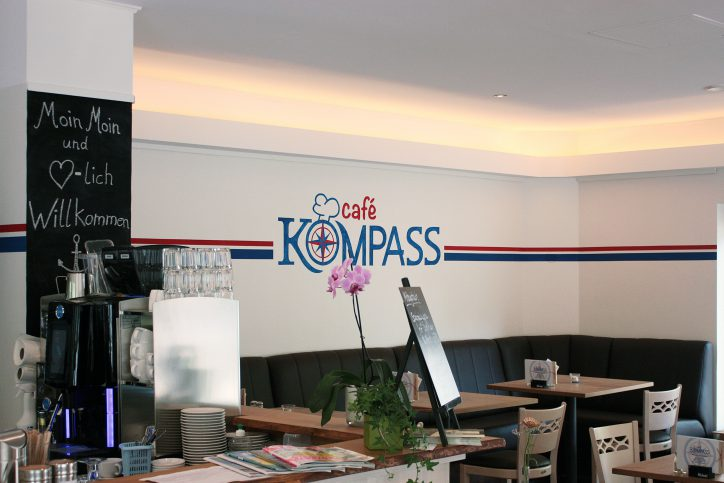Hamburg Eimsbüttel Cafe Kompass