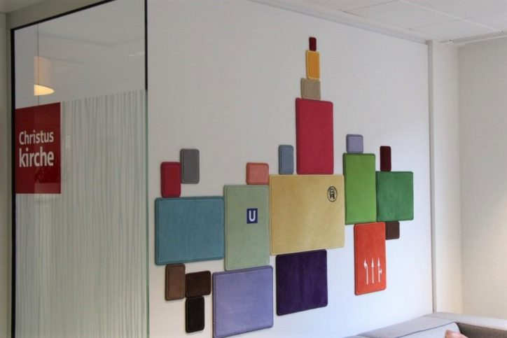 Beratungszimmer Haspa Osterstraße. Foto: Vanessa Leitschuh