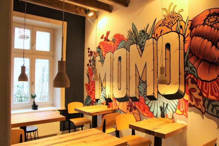 MOMO Ramen in der Margaretenstraße. Foto: Vanessa Leitschuh