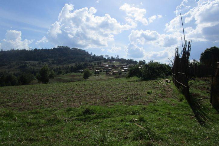 Das Dorf Malembuli in Tanzania. Foto: Astrid Hempfling