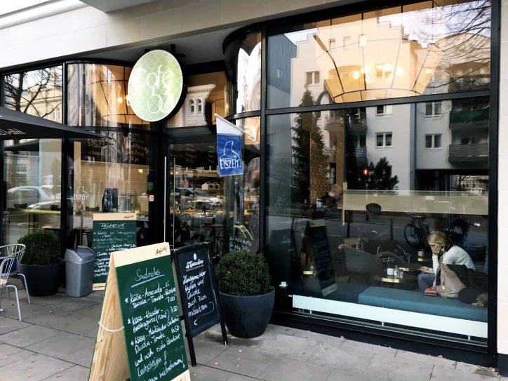 Café 53 Weidenallee Hamburg