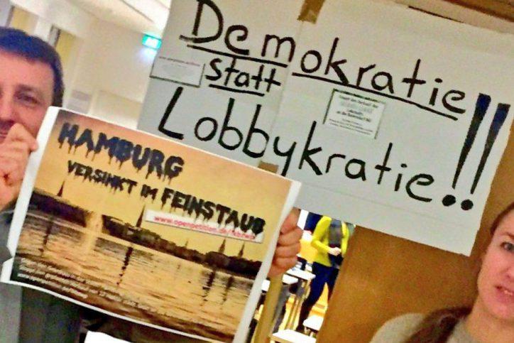 Beiersdorf: Proteste bei Bezirksversammlung – Vertrag wird online gestellt