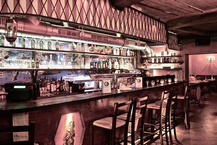 Bar Cirque de Noisette. Foto: Talisa Schöler/Murat Ösum