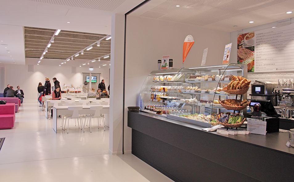 Neues Uni-Café im Grindel