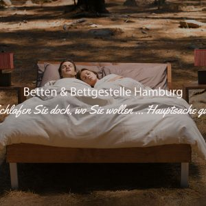 Hamburg Eimsbuettel Betten Sievers erholsamer Schlaf