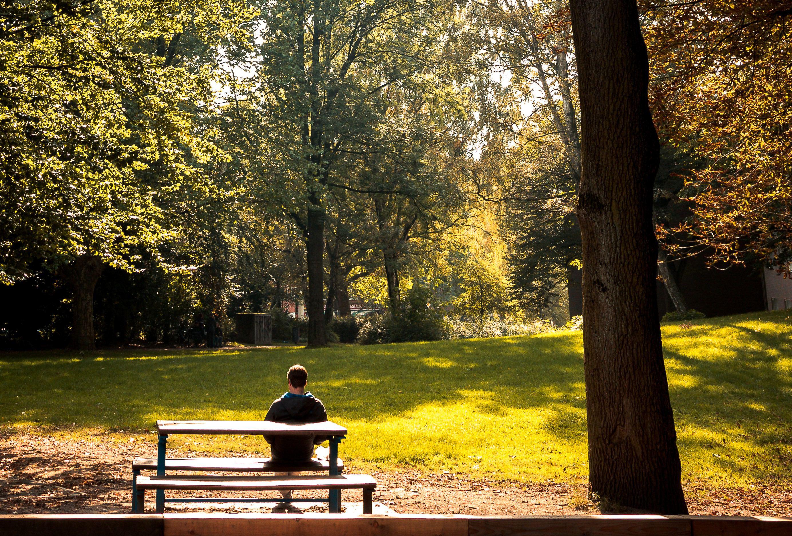Hamburg Eimsbuettel Unna-Park. Foto: Alex Povel
