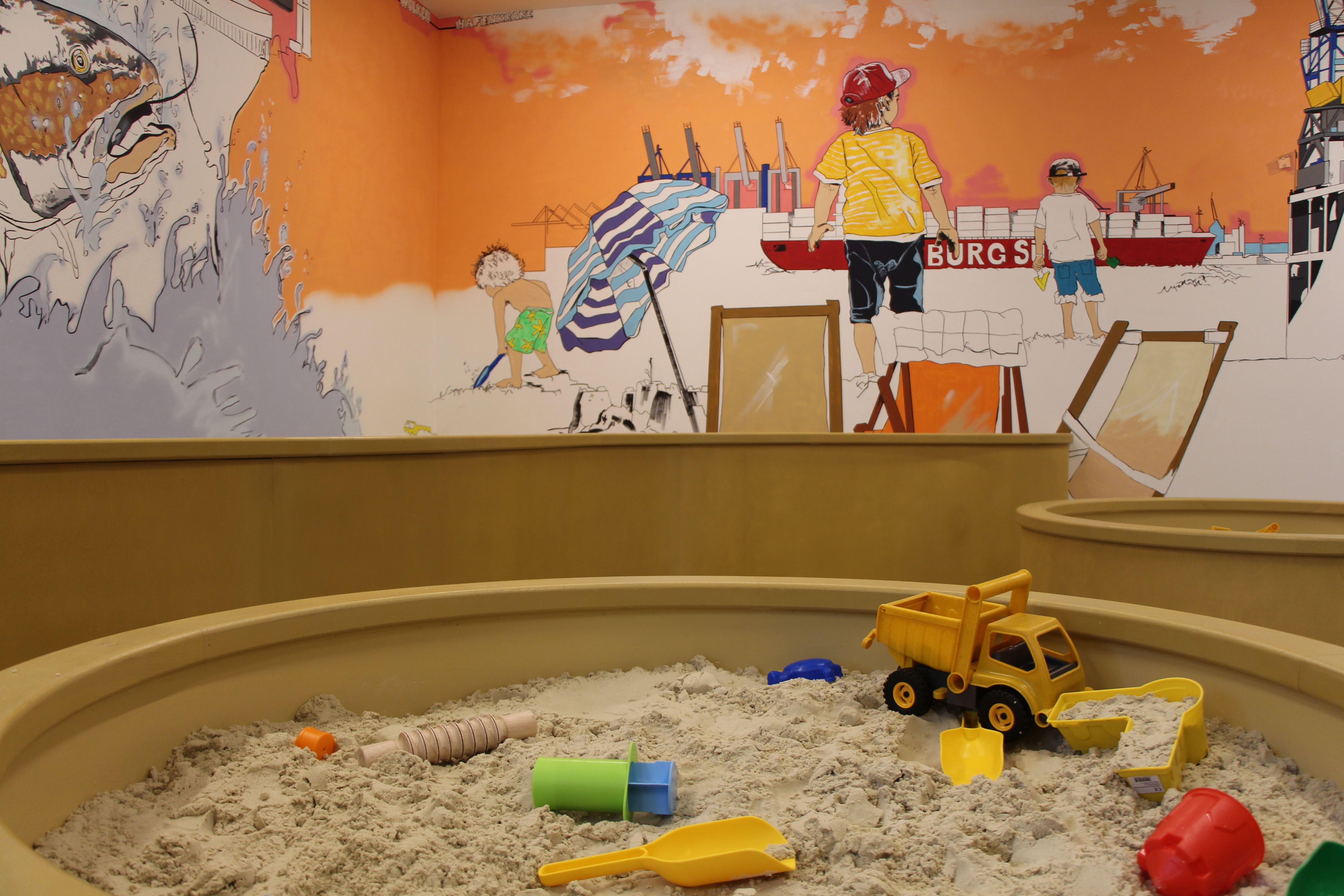 """Spielen und Lernen im """"Kids at Work"""""""