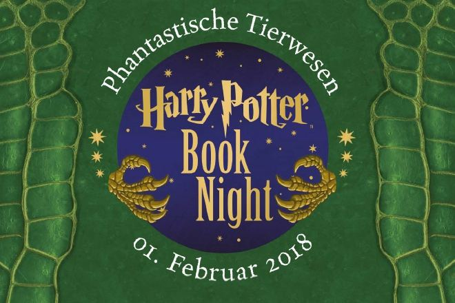 Harry Potter Book Night. Foto: Carlsen Verlag