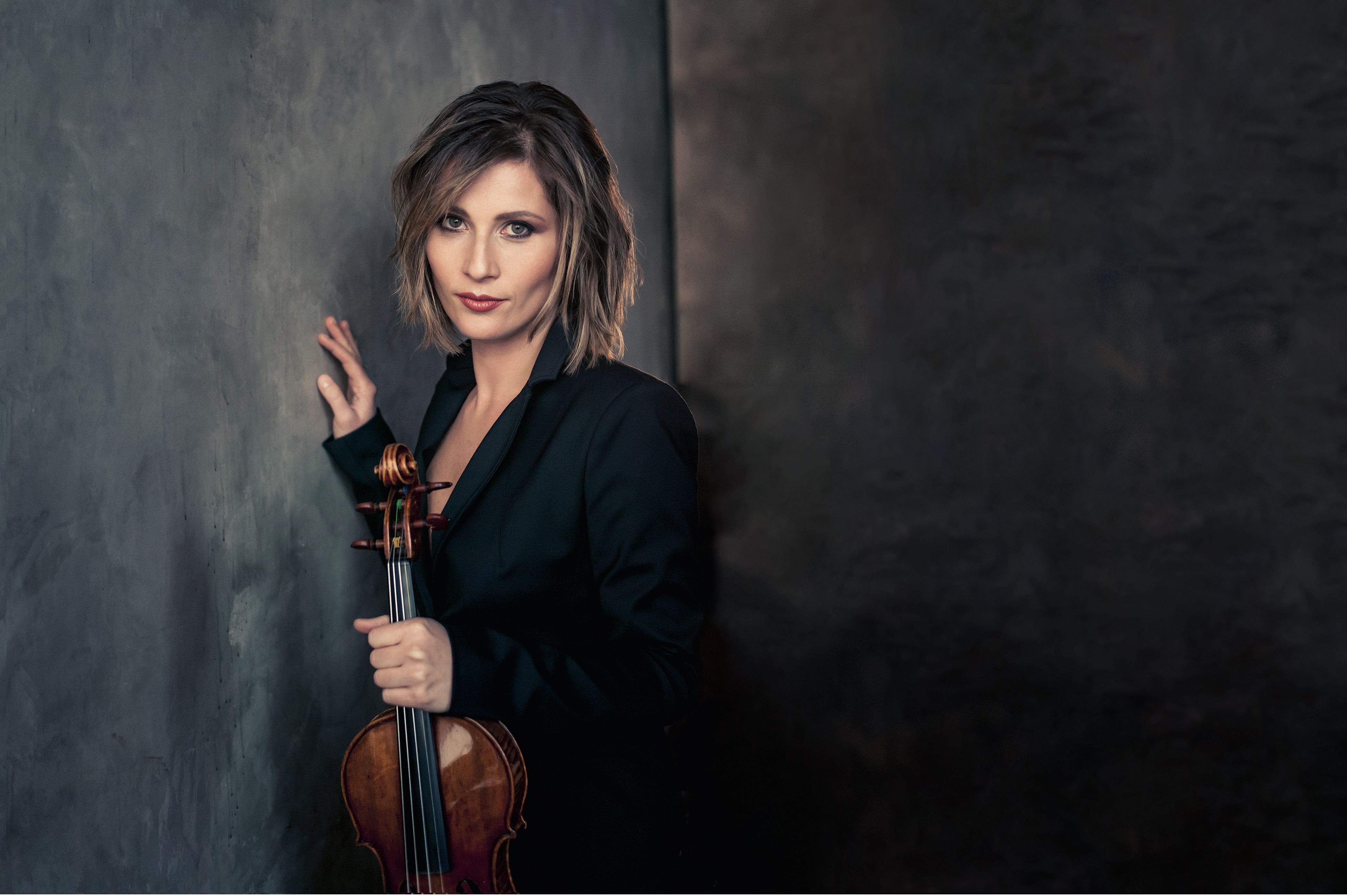 Lisa Batiashvili. Foto: Sammy Hart/DG