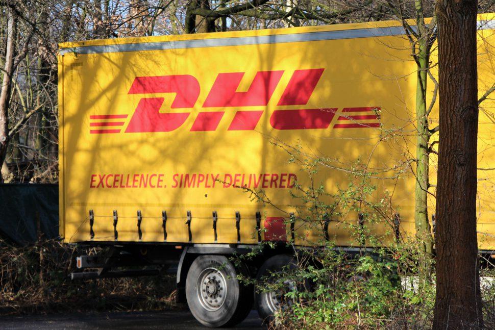 DHL Symbolfoto. Foto: Vanessa Leitschuh