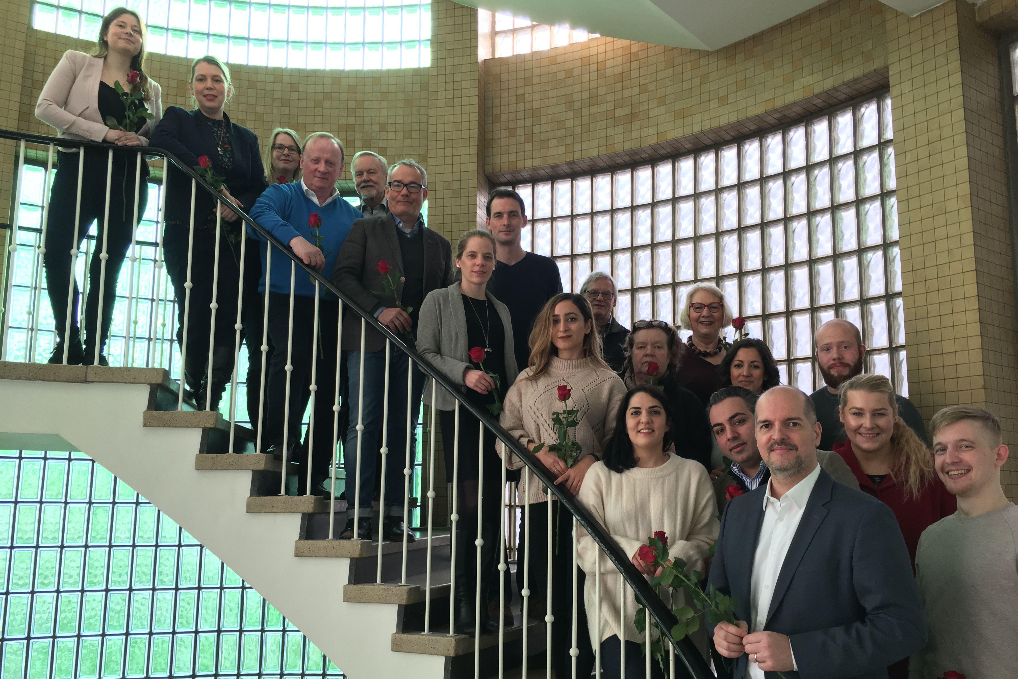SPD Eimsbüttel wählt neuen Kreisvorstand