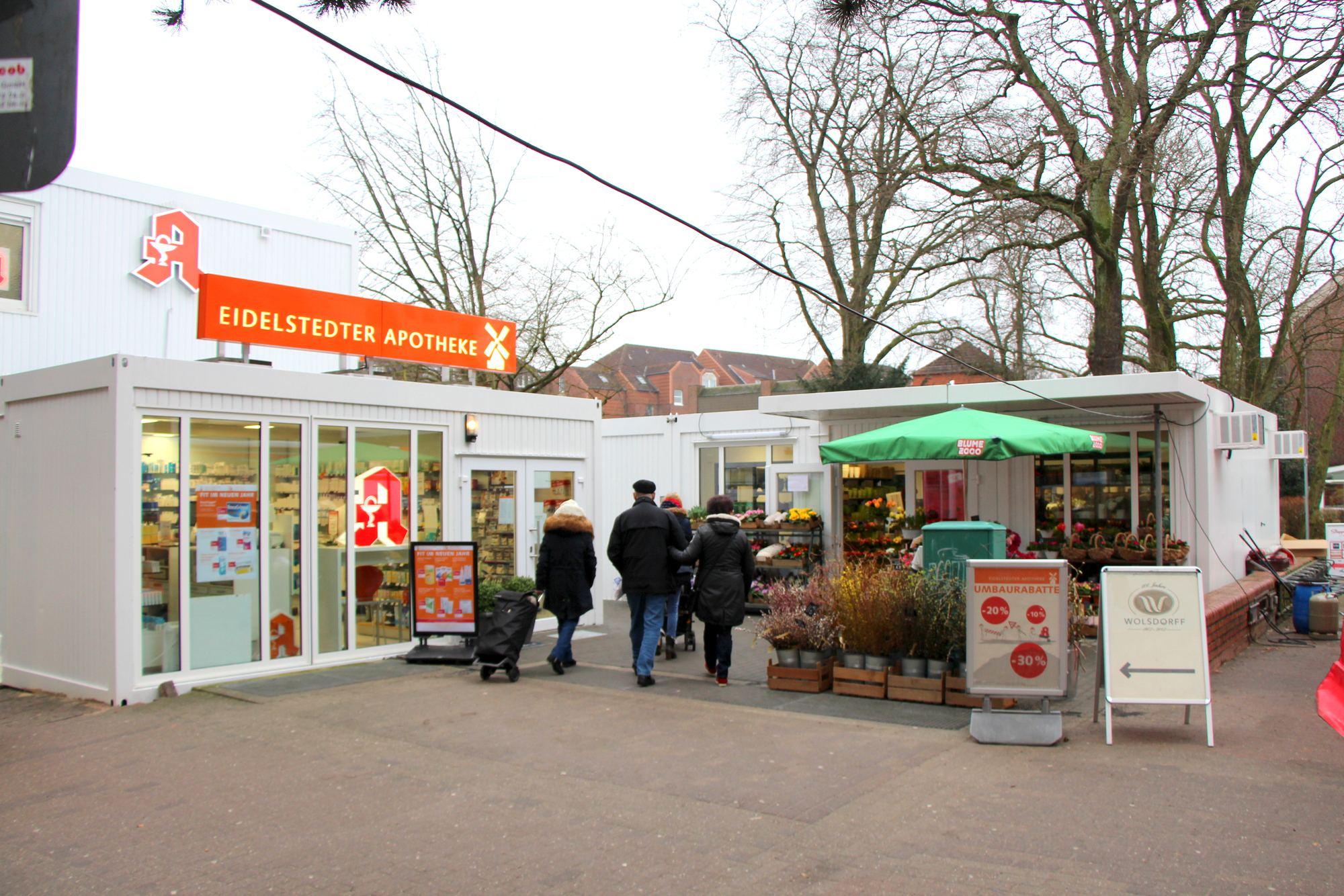 Das neue Shopping-Dorf in Eidelstedt