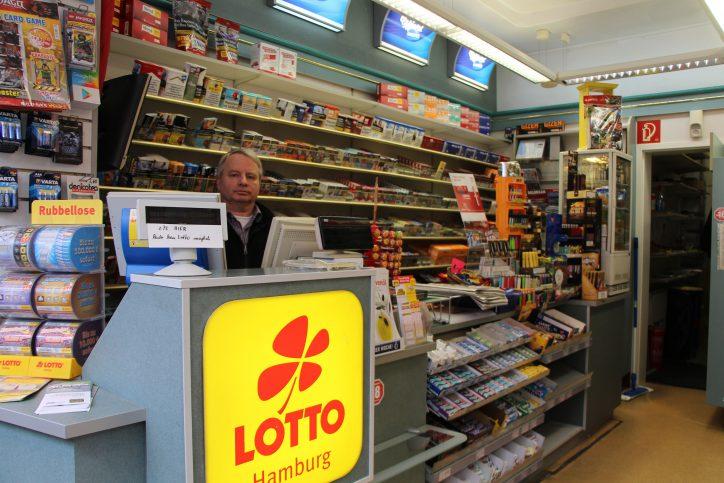 Rettung für bangende Lotto-Läden