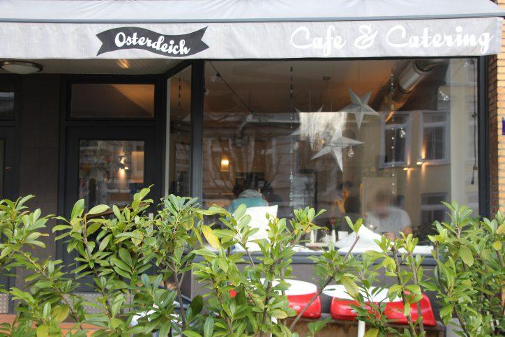 Das Osterdeich in der Müggenkamstraße. Foto: Samantha Tirtohusodo