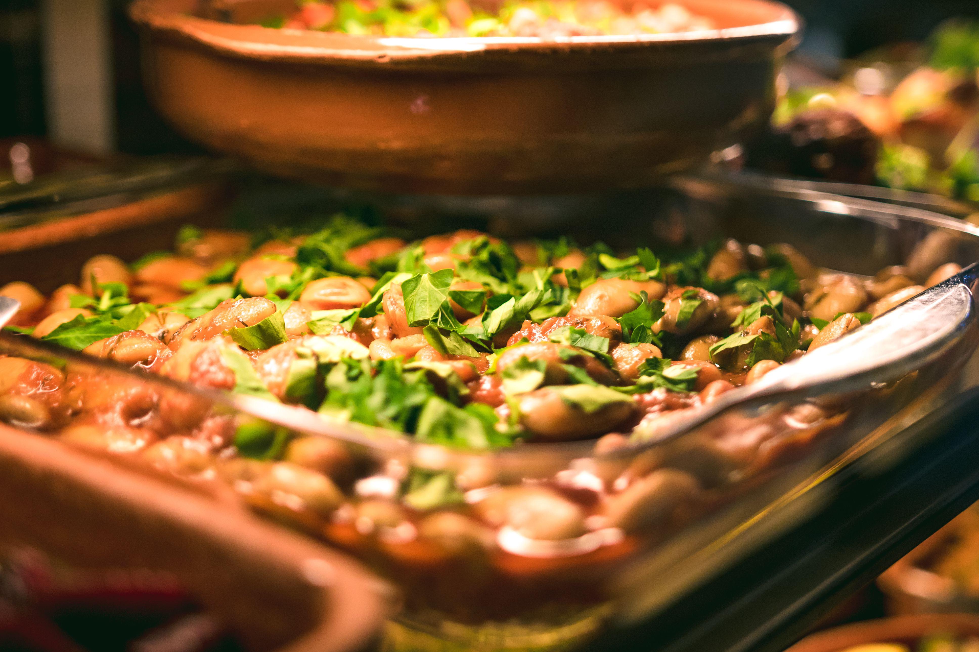 Mittagspause in Eimsbüttel – Schlemmen in der Karwoche