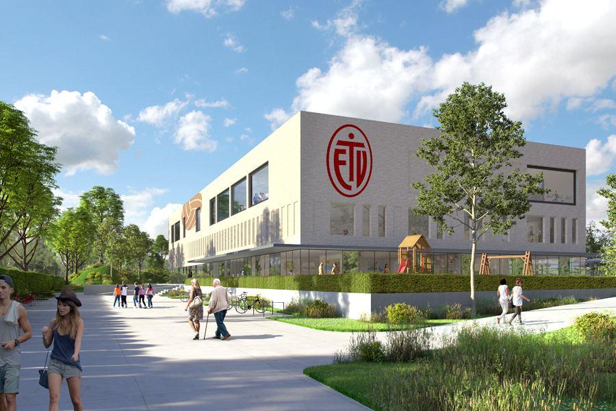 Etv Baut Neues Mega Sportzentrum Eimsb 252 Tteler Nachrichten