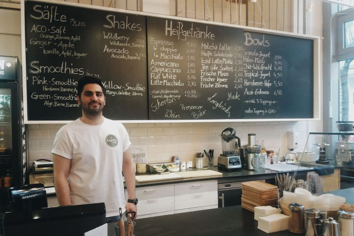 """""""Hanging Out Café"""": Aus Milch wird Shake"""