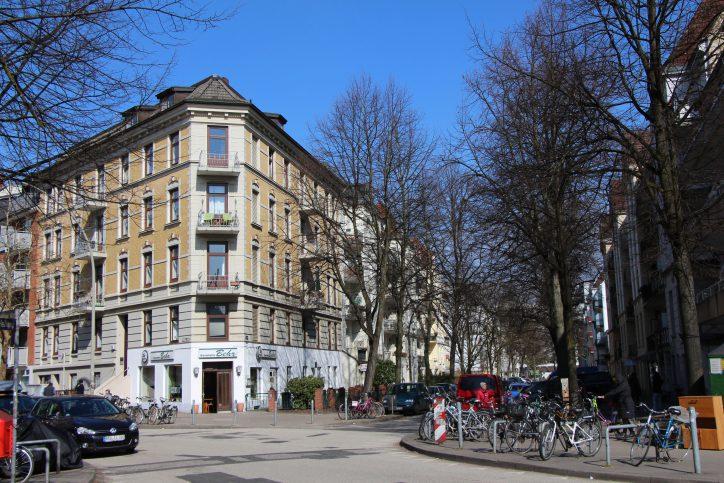 Hellkamp Ecke Stellinger Weg. Foto: Vanessa Leitschuh