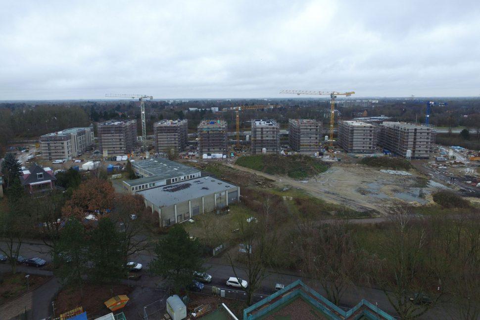 Wohnungensbau am Hörgensweg. Foto: FeWa
