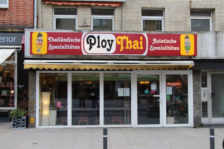 Echt thailändische Küche gibt es im Ploy Thai in der Osterstraße 162. Foto: Vanessa Leitschuh