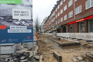 Hamburg Eimsbuettel Velo Route 2 Foto: Monika Dzialas