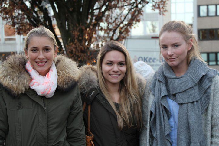 Valerie, Fortina und Annabel. Foto: Karoline Gebhardt und Ida Wittenberg