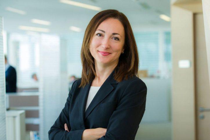 Dessi Temperley fängt im Juli im Vorstand bei der Beiersdorf AG an und übernimmt den Bereich Finanzen. Foto: Beiersdorf AG