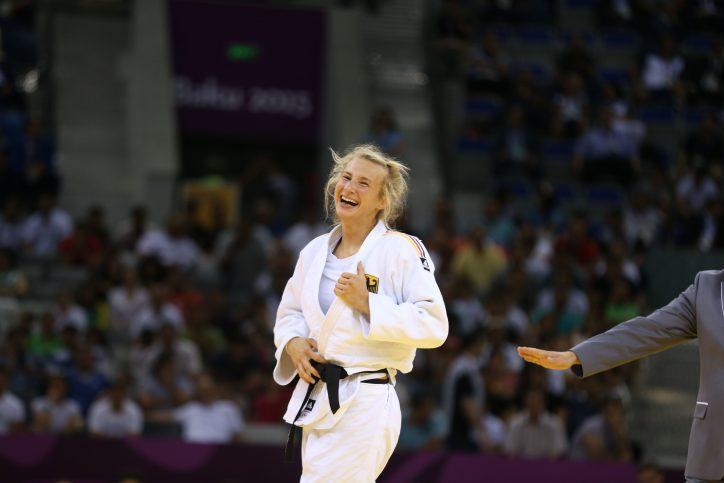 Martyna Trajdos vom ETV kämpft bei den Europameisterschaften um eine Medaille. Foto: CEF
