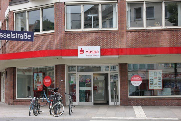 Haspa Müggenkampstraße