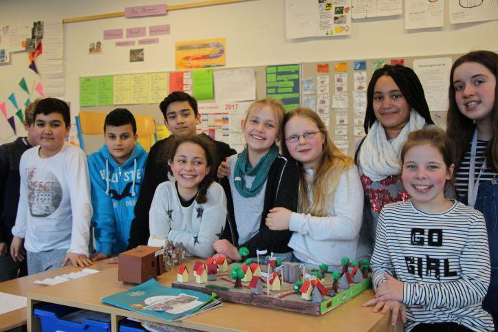 Weltretter von der Ida-Ehre-Schule