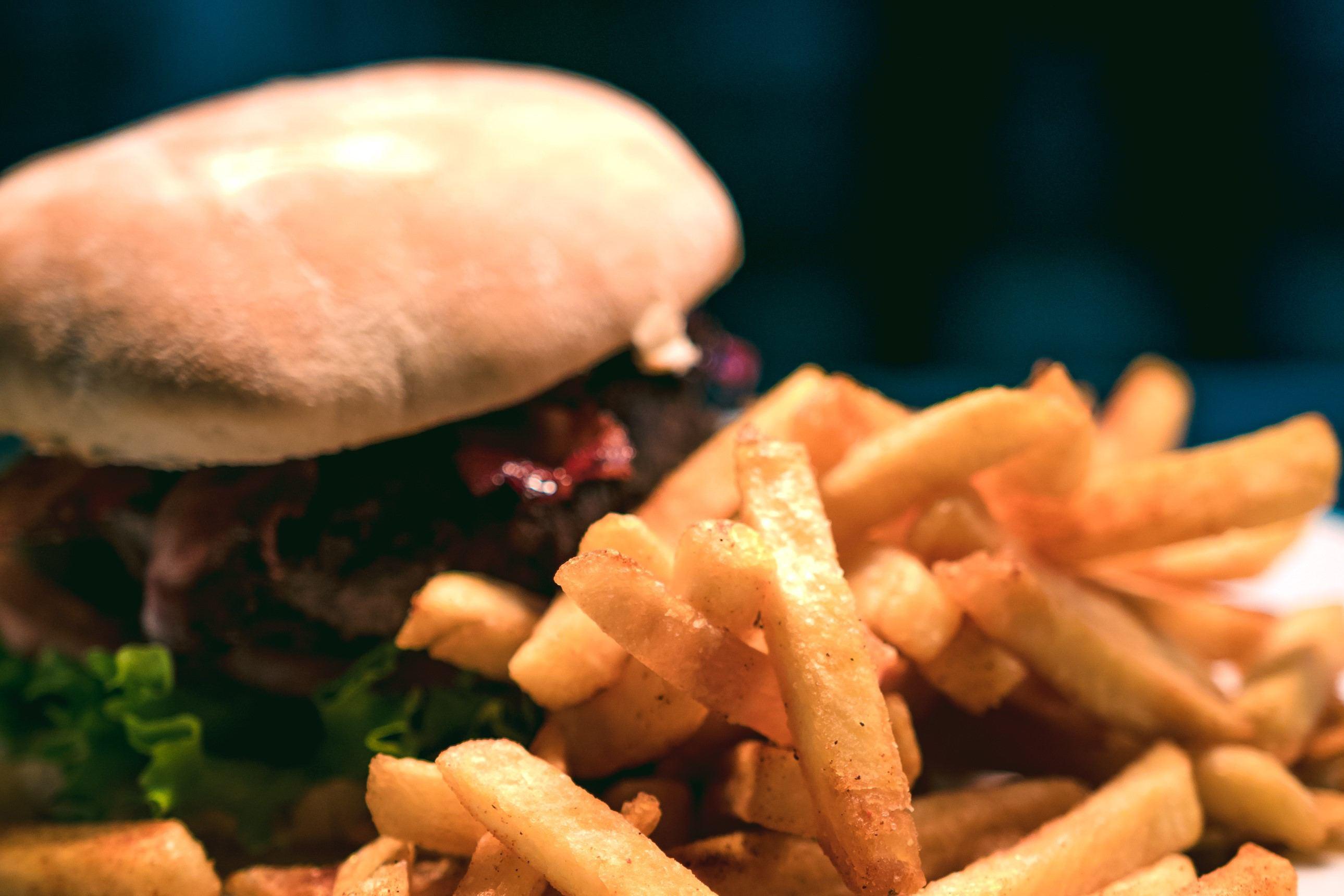 Mittagspause in Eimsbüttel – Burger und mehr