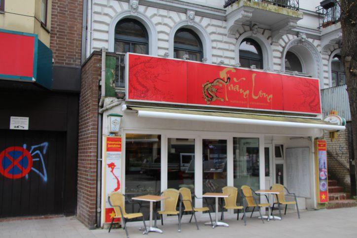 Pho, Sommerrollen und weitere vietnamesische Gerichte gibt es im Thang Long. Foto: Robin Eberhardt
