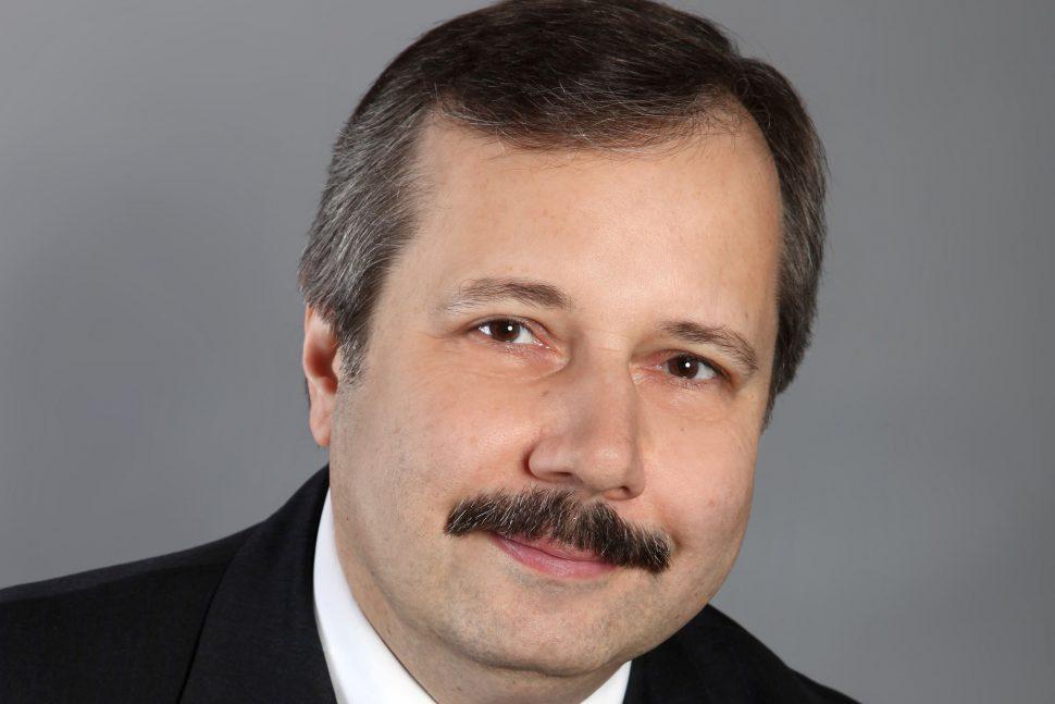 Prof. dr. Roland Wiesendanger. Foto: Privat