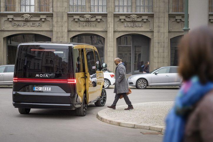 Ab Januar 2019 sollen MOIA Elektro-Busse durch Eimsbüttel fahren
